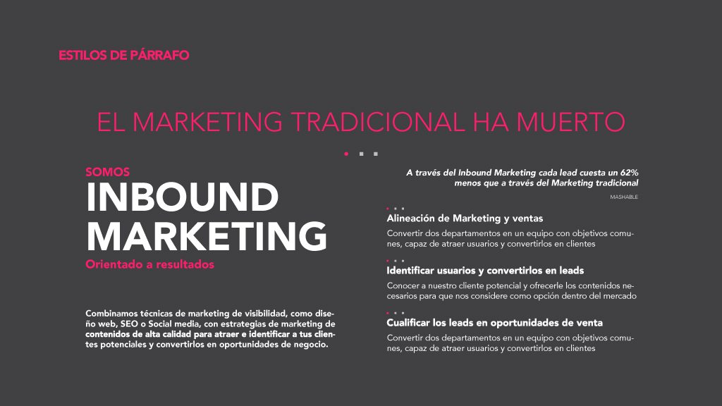 Lead Motiv y el inbound marketing